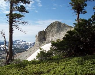 Mt. Lola Knob